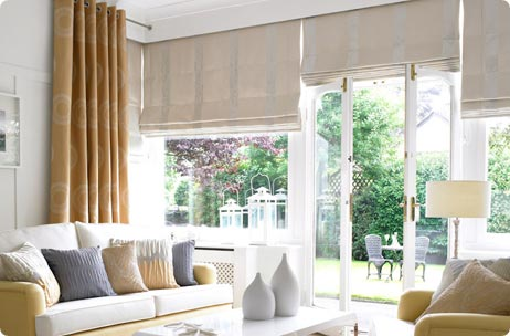 Awesome Roman Blinds Or Curtains Ideas - New Design Ideas 2018 ...